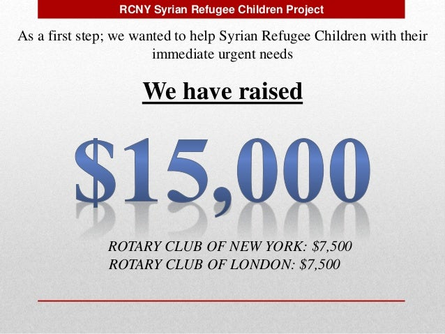 rotary in syria Twenty four years after the first rotary club was rotary activity stopped in syria in women in the rotary district 2452 have been very active and to.
