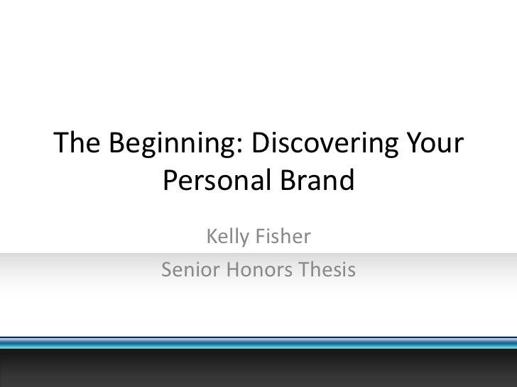 Personal Branding: Me 3.0