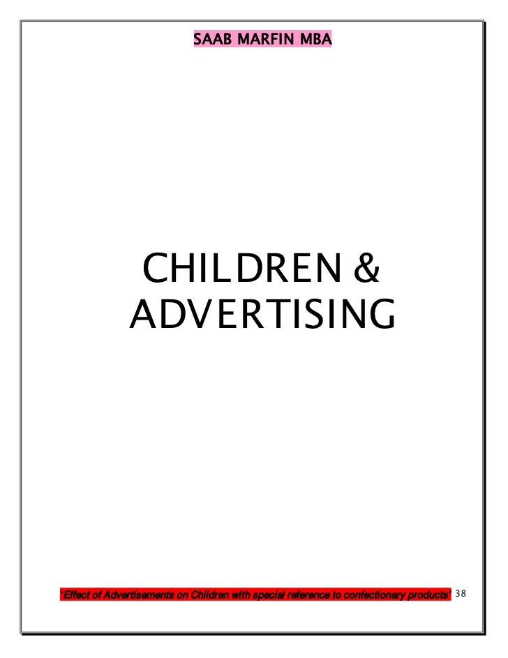 effect of advertisement Title length color rating : essay about the negative effects of advertising on children - what are some the implications media is having on the youth of today.