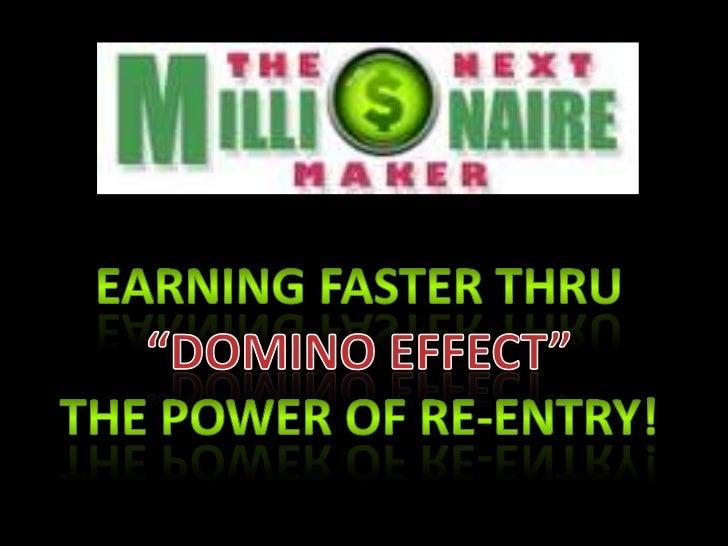 Part 3 domino effect