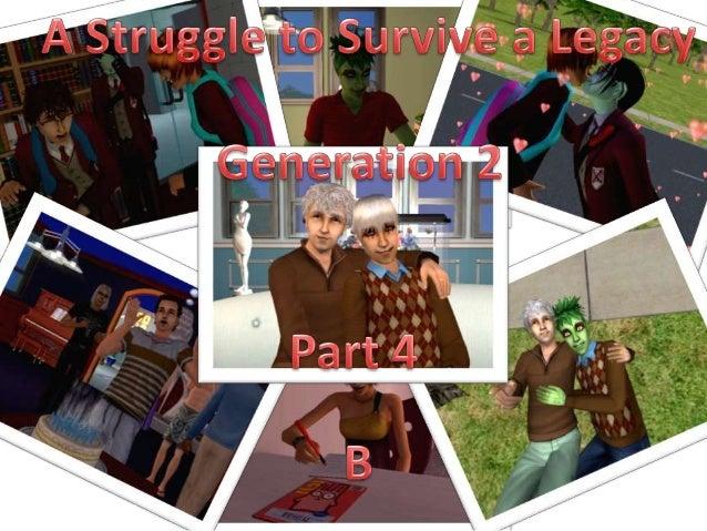 A Struggle to Survive a Legacy - 2.04 B
