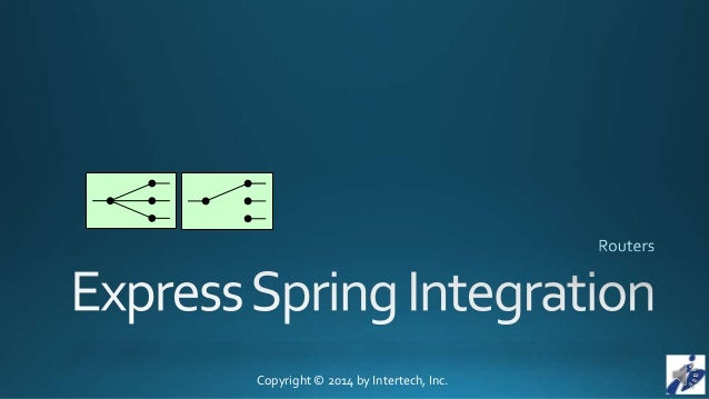 Spring Integration Tutorial (Part 5) - Routers