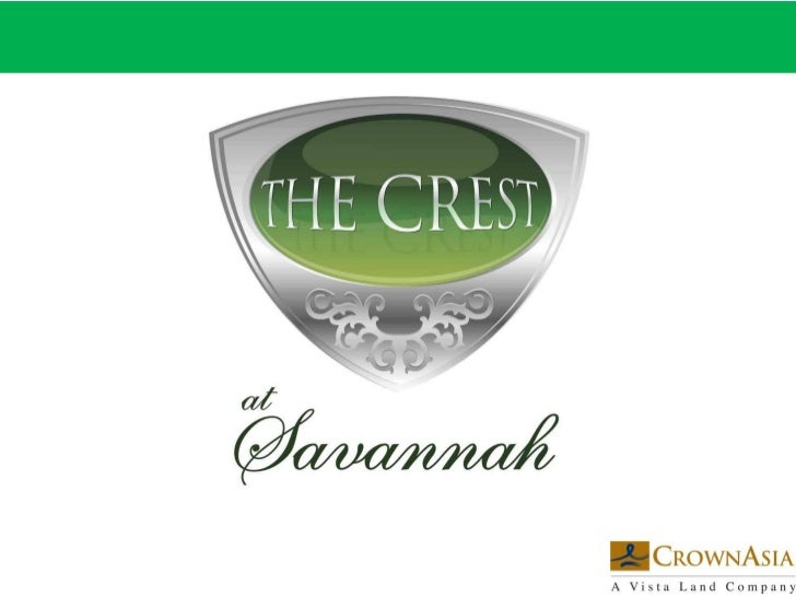 Part 5 new the crest