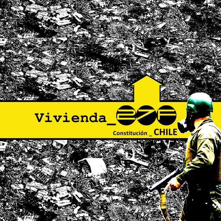 ViviendA 27/F parte 1