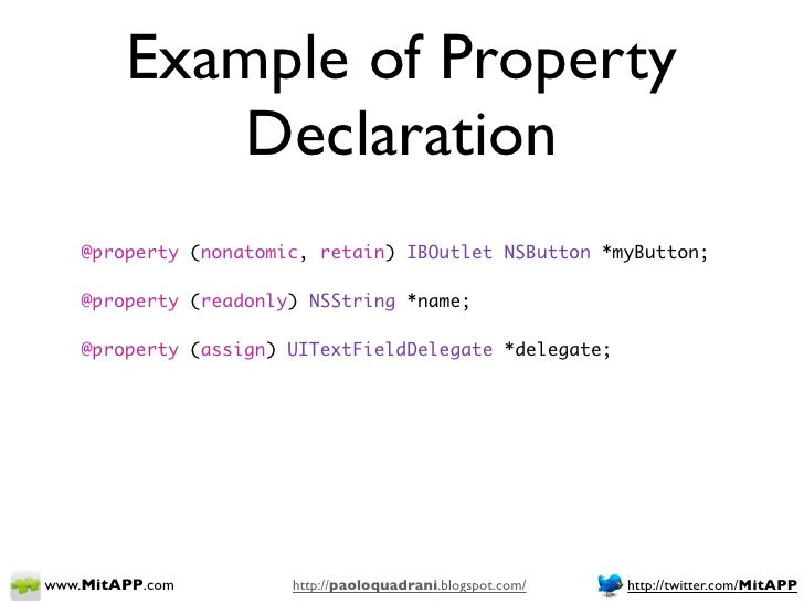 Programming with Objective-C: Encapsulating Data - Apple Developer