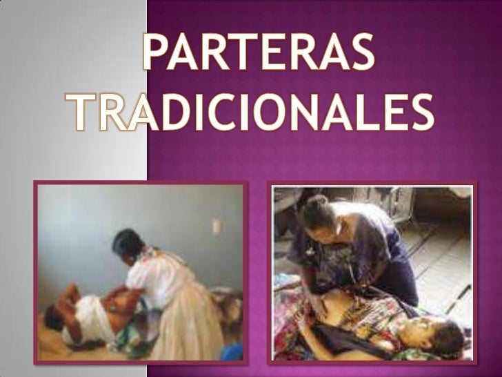 Parteras Tradicionales