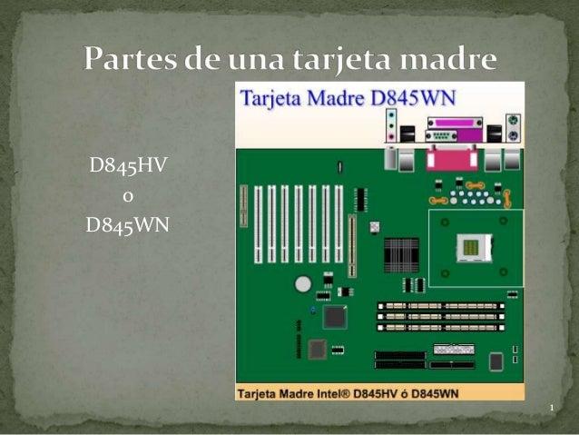 D845HV o D845WN 1