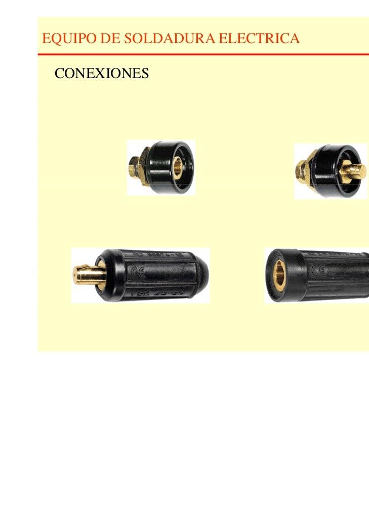 Partes del equipo de soldadura - Equipo soldadura electrica ...