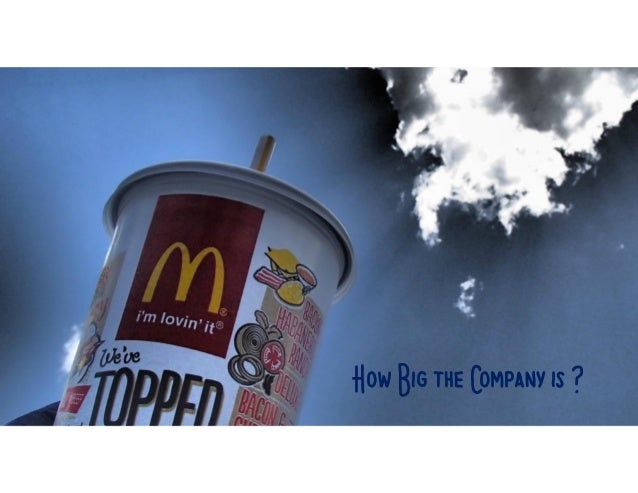 mcdonald s case study Case study – mcdonald's corporation situation: corporate travel risk management program summary mcdonald's is the leading global food service retailer with more than.