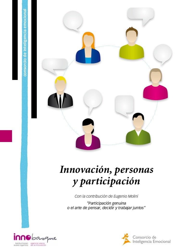 consorcio de inteligencia emocional                                      Innovación, personas                             ...
