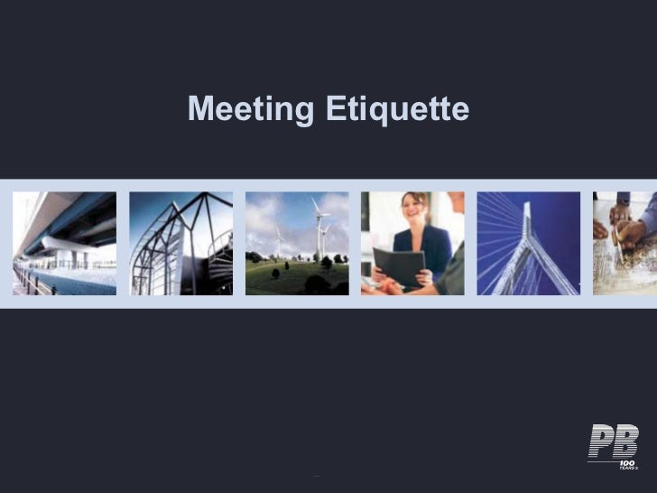 Participate in Business Meetings
