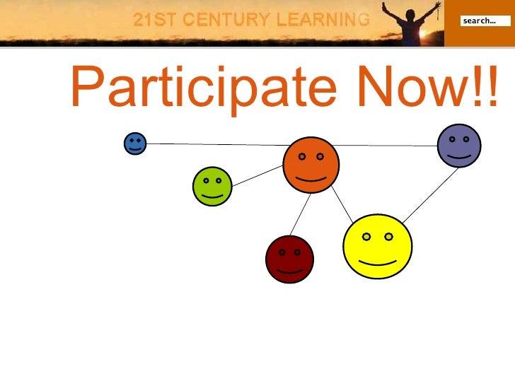 Participate Now!!