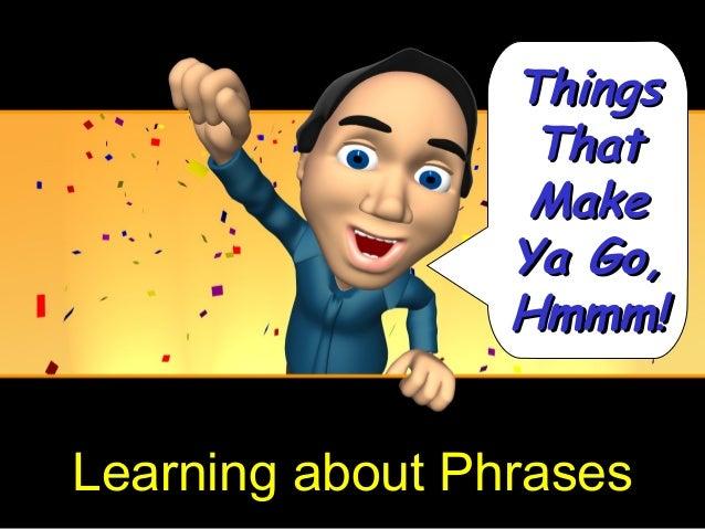 Participial phrases web page version 2005-2006