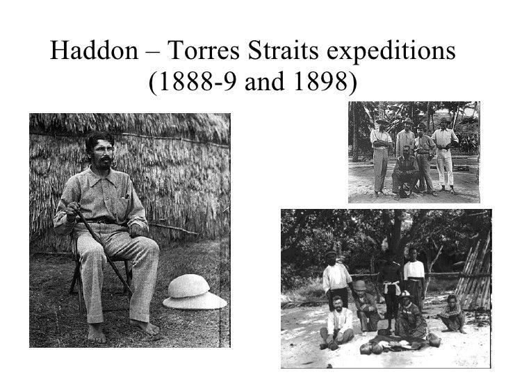 Torres Strait Expedition Haddon Torres Straits