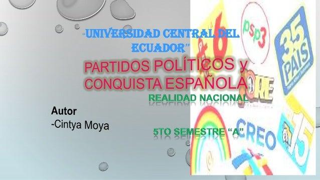 """""""  UNIVERSIDAD CENTRAL DEL ECUADOR"""""""