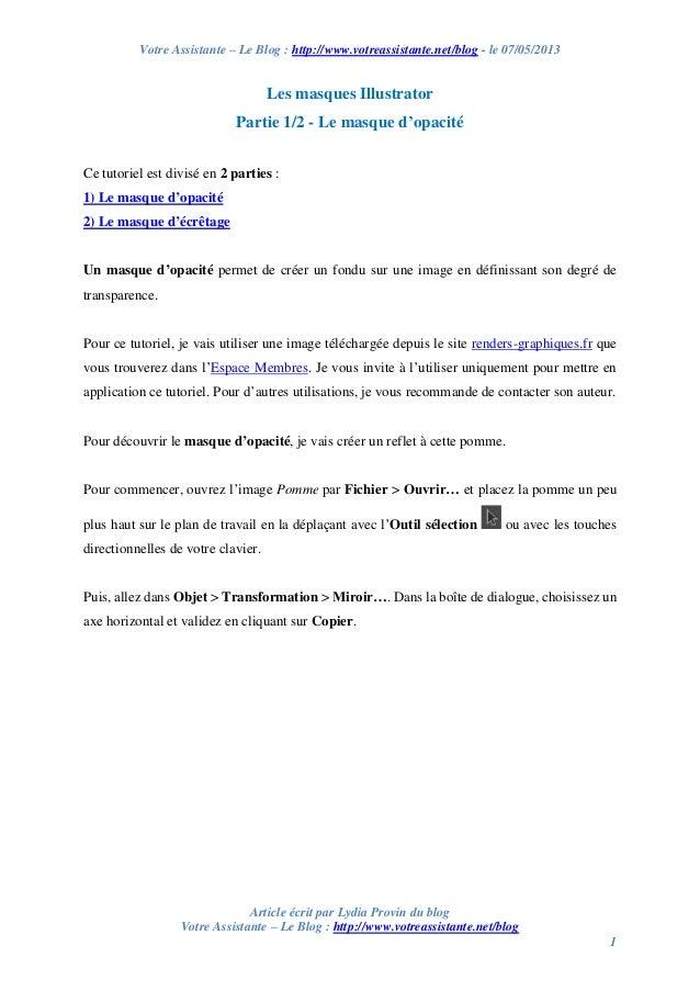Votre Assistante – Le Blog : http://www.votreassistante.net/blog - le 07/05/2013 Article écrit par Lydia Provin du blog Vo...