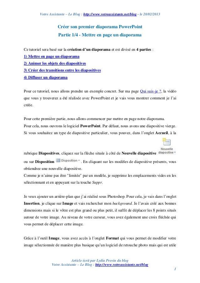 Votre Assistante – Le Blog : http://www.votreassistante.net/blog - le 28/02/2013 Article écrit par Lydia Provin du blog Vo...