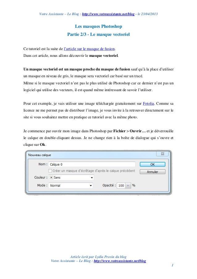 Votre Assistante – Le Blog : http://www.votreassistante.net/blog - le 23/04/2013 Article écrit par Lydia Provin du blog Vo...