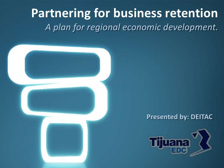 Partnering For Business Retention   Rev 6 Seminar