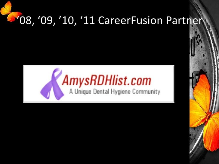 '08, '09, '10, '11 CareerFusion Partner<br />