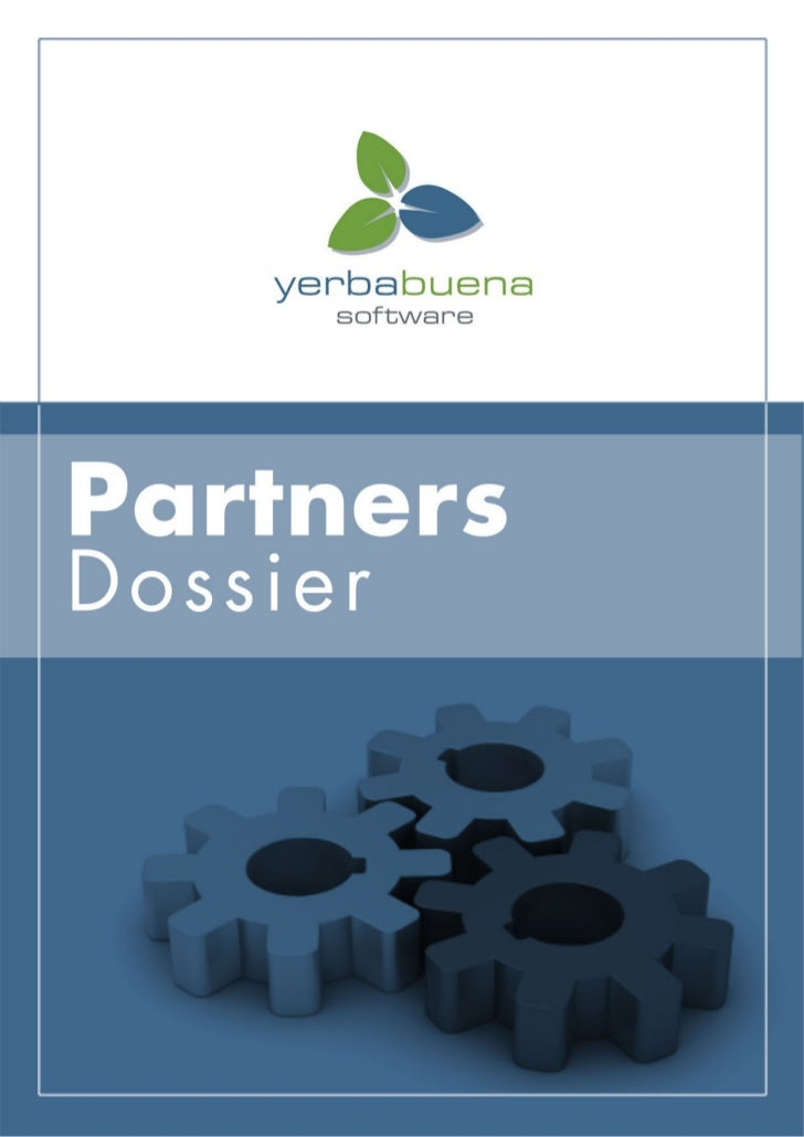 Partnership brochure