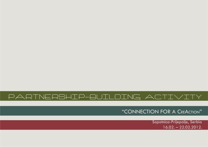 Partnership building-serbia