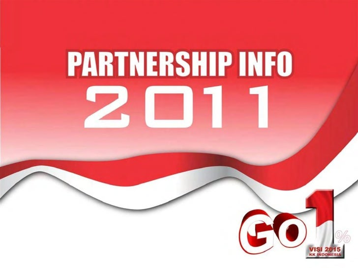 Partnership KK Indonesia 2011