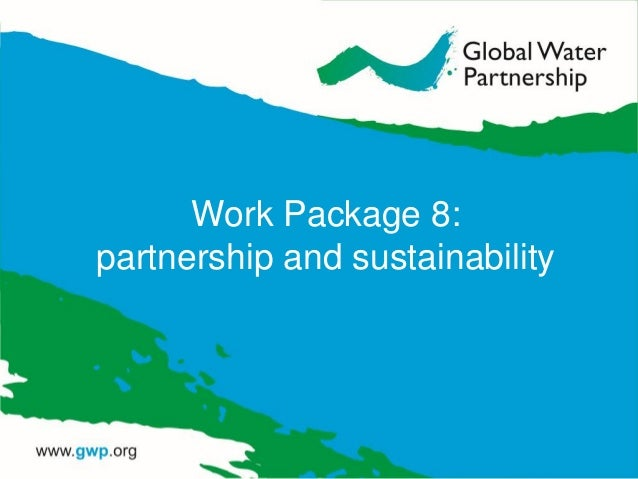 Work Package 8: partnership and sustainability