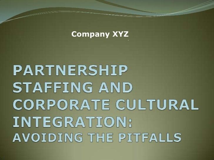 Partnership integration