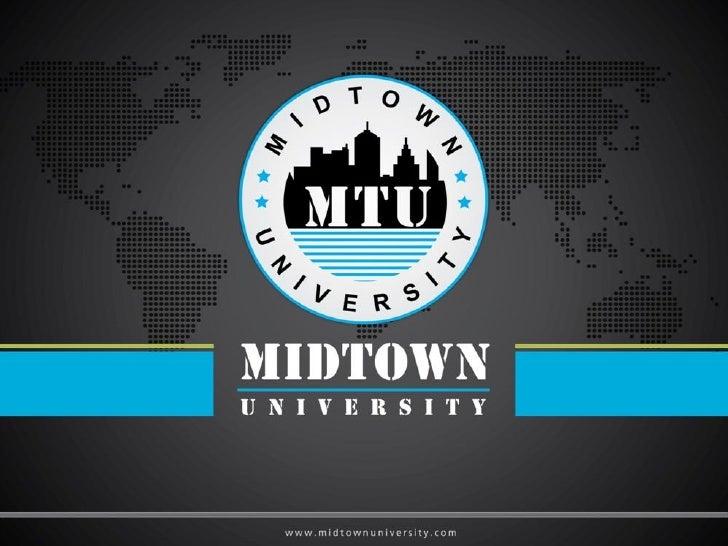 Join Midtown University's Partnership Program