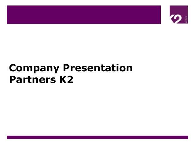 Partners K2 Company Information English 20 10 10