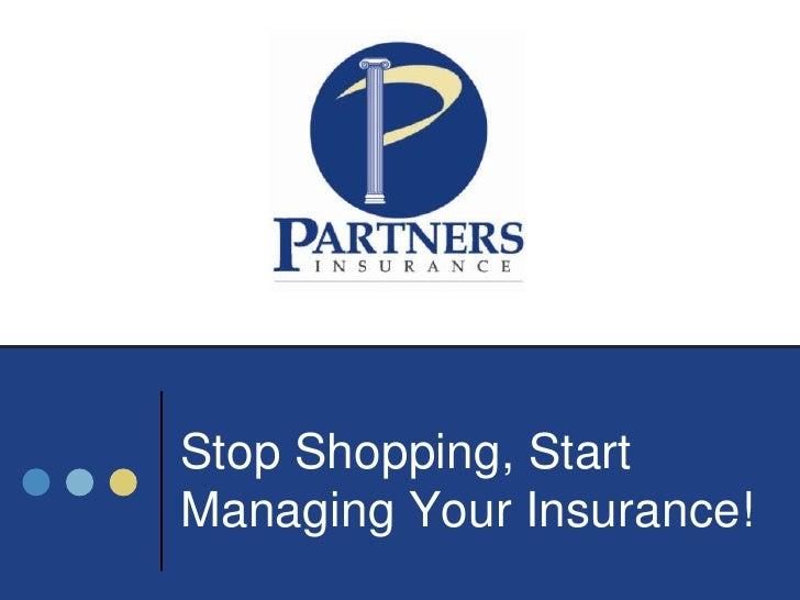 Partners Marketing Powerpoint