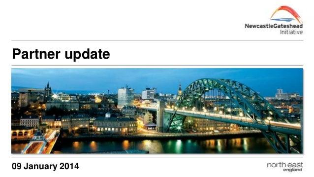 Partner update  09 January 2014