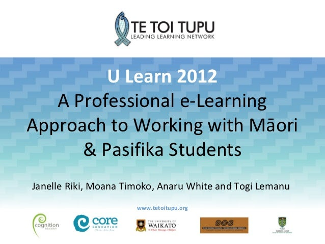 Part of ULearn presentation 2012