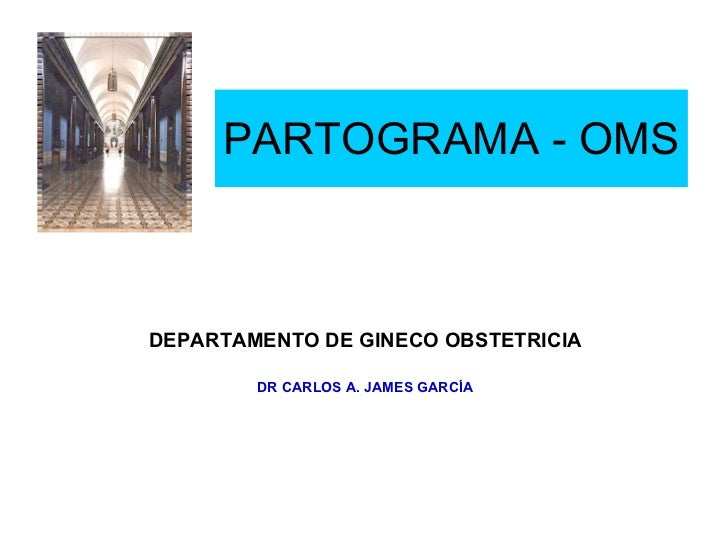 Partograma Oms