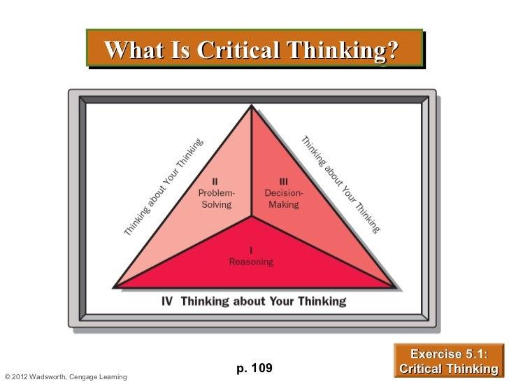 What Is Critical Thinking?                           What Is Critical Thinking?                                           ...