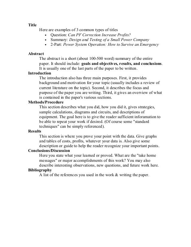 Thesis assistance writing parts