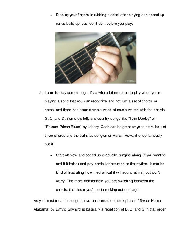 research paper on guitar Basics about sound and how a guitar works, and some information about our work related to guitar acoustics.