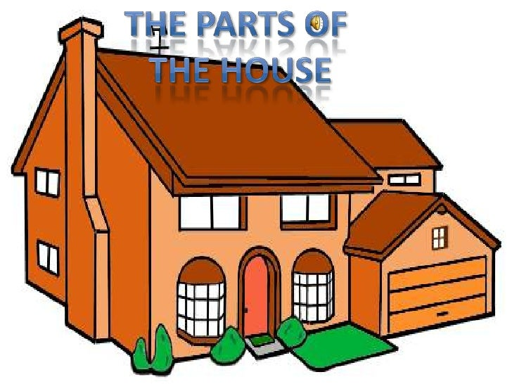Parts of the house456