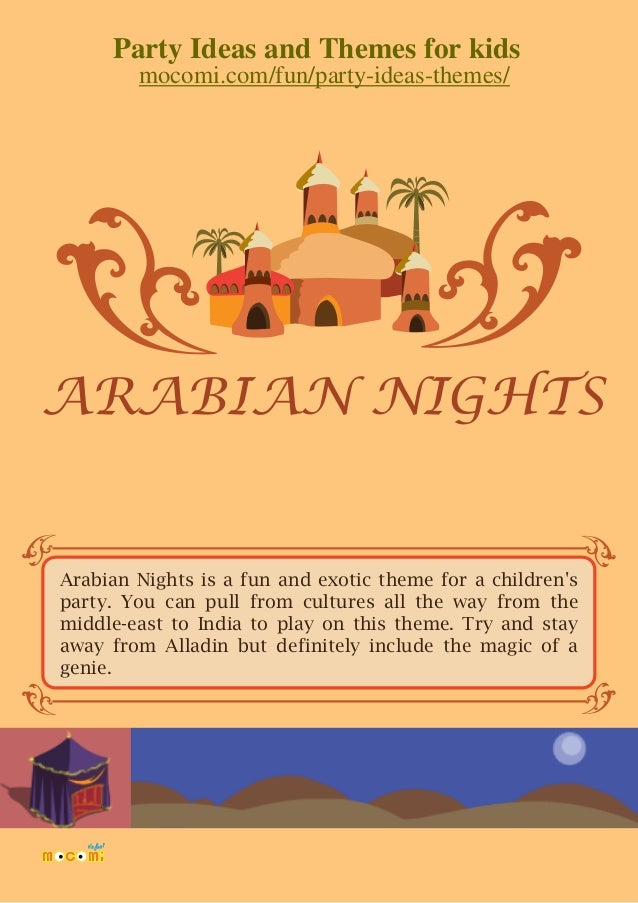 a literary analysis of the themes in the thousand and one nights The arabian nights: one thousand and one nights study guide contains literature essays, quiz questions, major themes, characters, and a full summary and analysis.