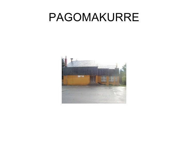 PAGOMAKURRE