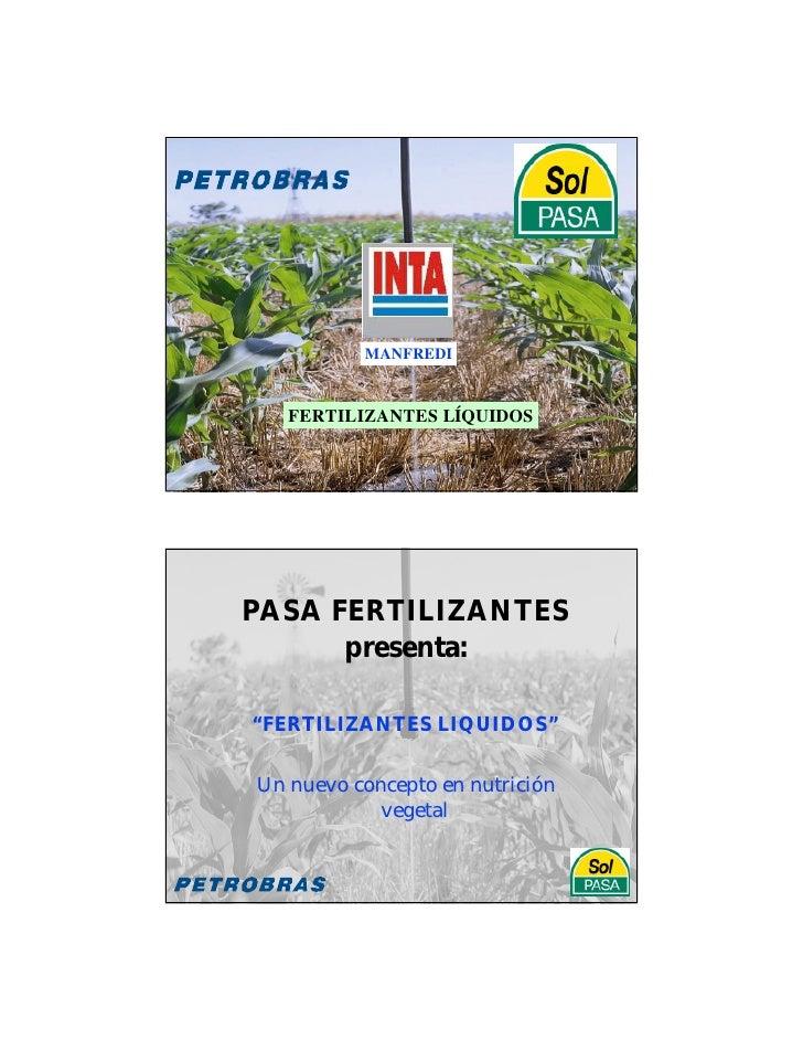 MANFREDI             FERTILIZANTES LÍQUIDOS                                       LOGOTIPO Fertilizantes líquidos         ...
