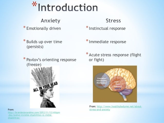 Sample Research Paper on Anxiety Disorders | Best