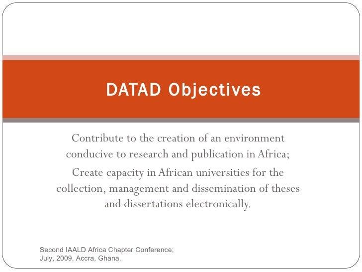 Doctoral Dissertation Database Umi