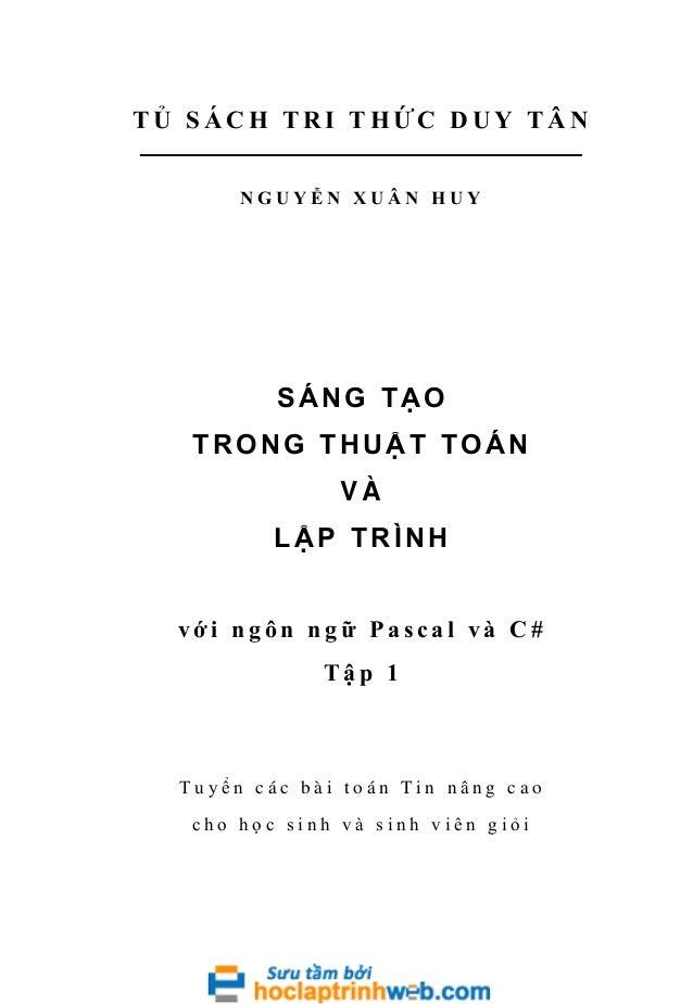 [Pascal] sang tao1[v5.10]