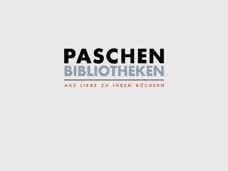 Paschen English