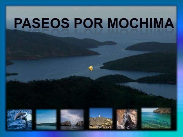 Paseos por mochima<br />