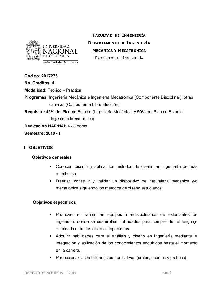 FACULTAD      DE   INGENIERÍA                                    DEPARTAMENTO DE INGENIERÍA                               ...