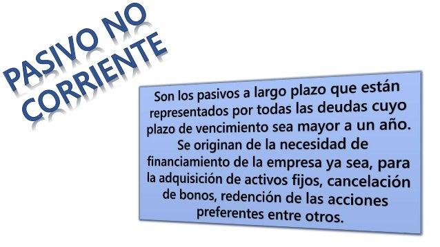 PASIVOS POR CONTRATOS DE ARRENDAMIENTO FINANCIERO  • Porción no corriente de las obligaciones por contratos de arrendamien...