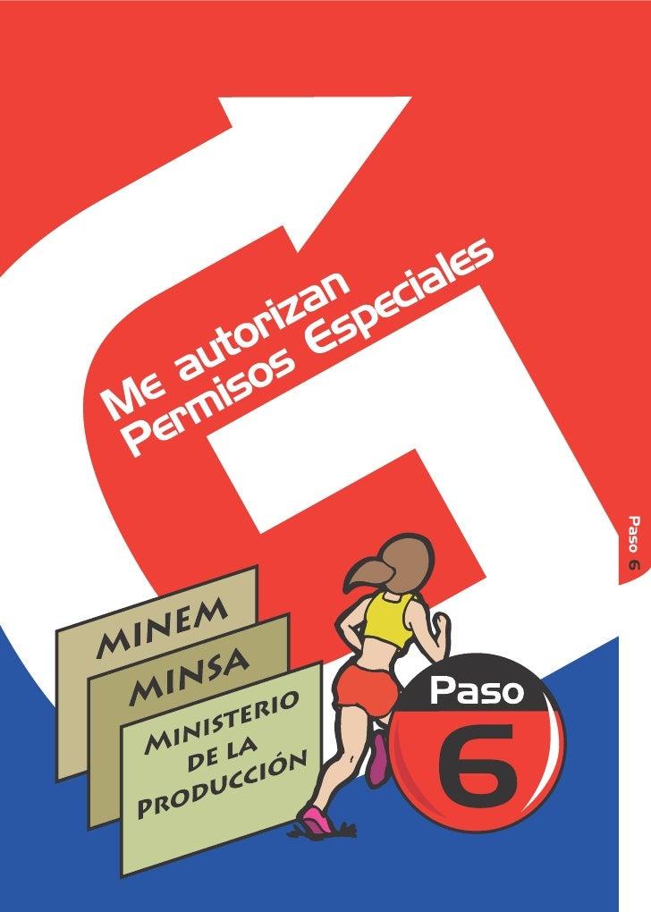 AUTORIZACIONES Y/O REGISTROS ESPECIALES DE OTROS SECTORES Señor(a) contribuyente usted ya tiene registrado a sus trabajado...